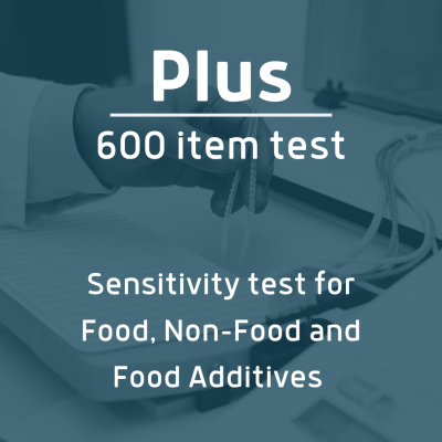 Plus 1 400x400 - Elimination diet following an allergy or intolerance test