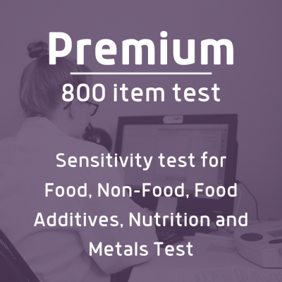 Premium 400x400 - Elimination diet following an allergy or intolerance test