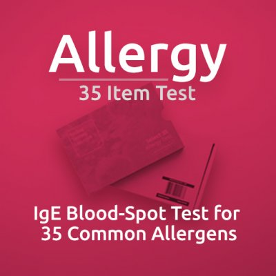 Allergy button 400x400 - Elimination diet following an allergy or intolerance test